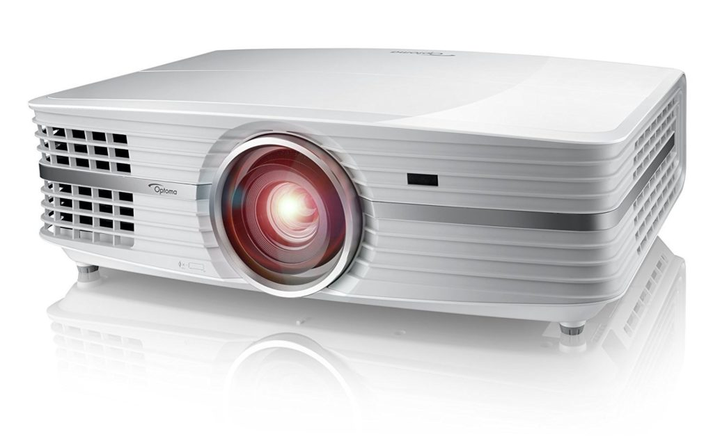 Optoma UHD60 4K Ultra High Definition Home Theater outdoor Projector
