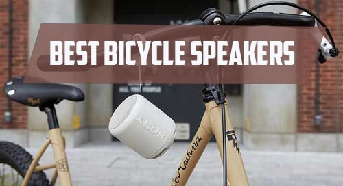 best bicycle speakers