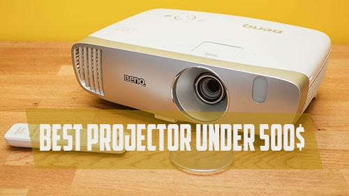 Best Projectors Under 500 2020: The First One Is Trending
