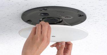Install In-Ceiling Speakers
