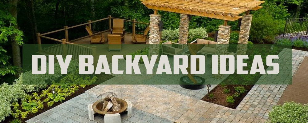 Diy Backyard Design backyard ideas: 15 diy awesome backyard design ideas for 2018
