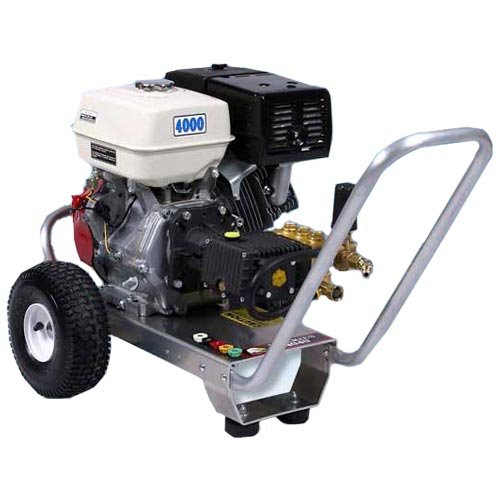 Pressure Pro E4040HG Heavy Duty Professional 4,000 PSI 4.0 GPM Honda Gas Powered Pressure Washer