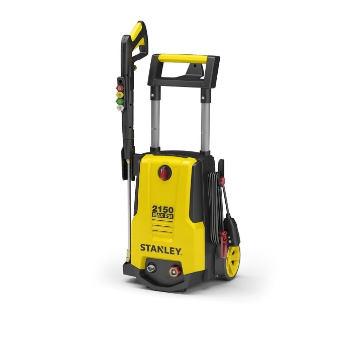 Stanley SHP2150 Electric Pressure Washer With Spray Gun