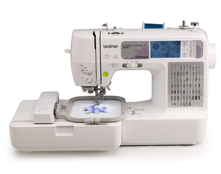 Brother SE400 Sewing