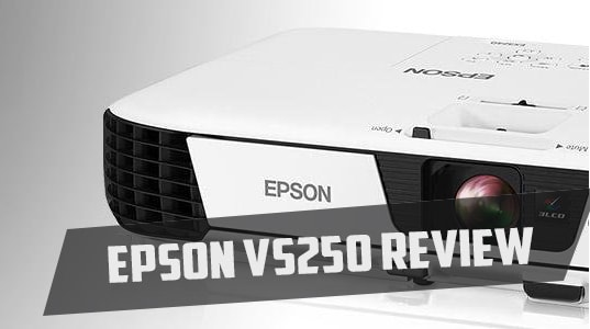 epson vs250 review