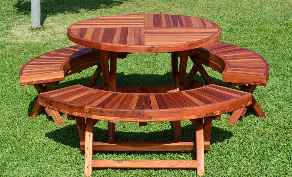 folding picnic table