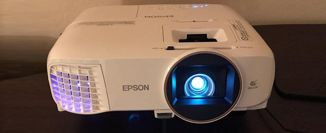 best Wi-Fi projector