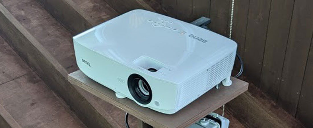 BenQ MS535A Home/Office Projector under 400
