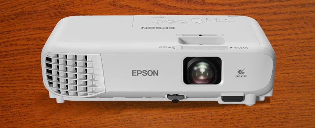 Epson VS260 3-Chip 3LCD