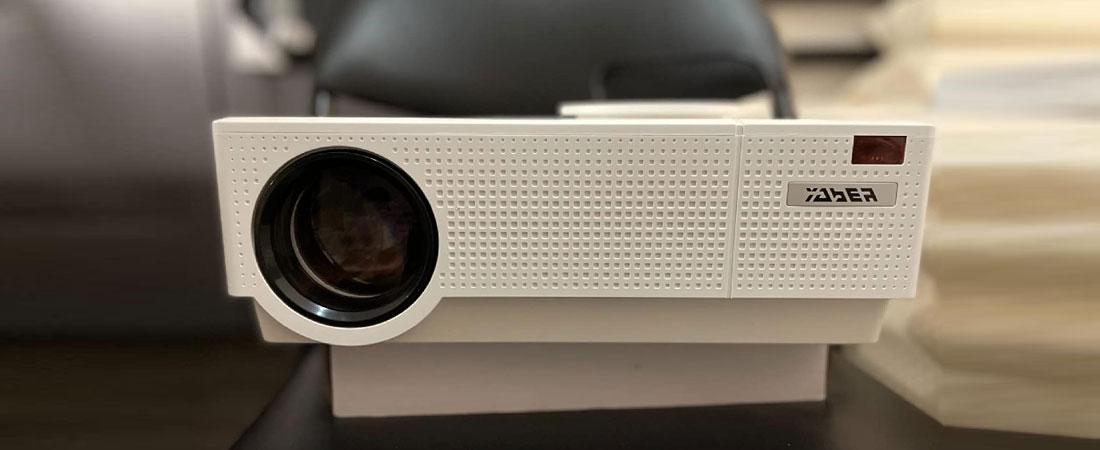 YABER Y31 Native 1080P projector under 500