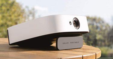 Anker Nebula Solar Portable 1080p Projector